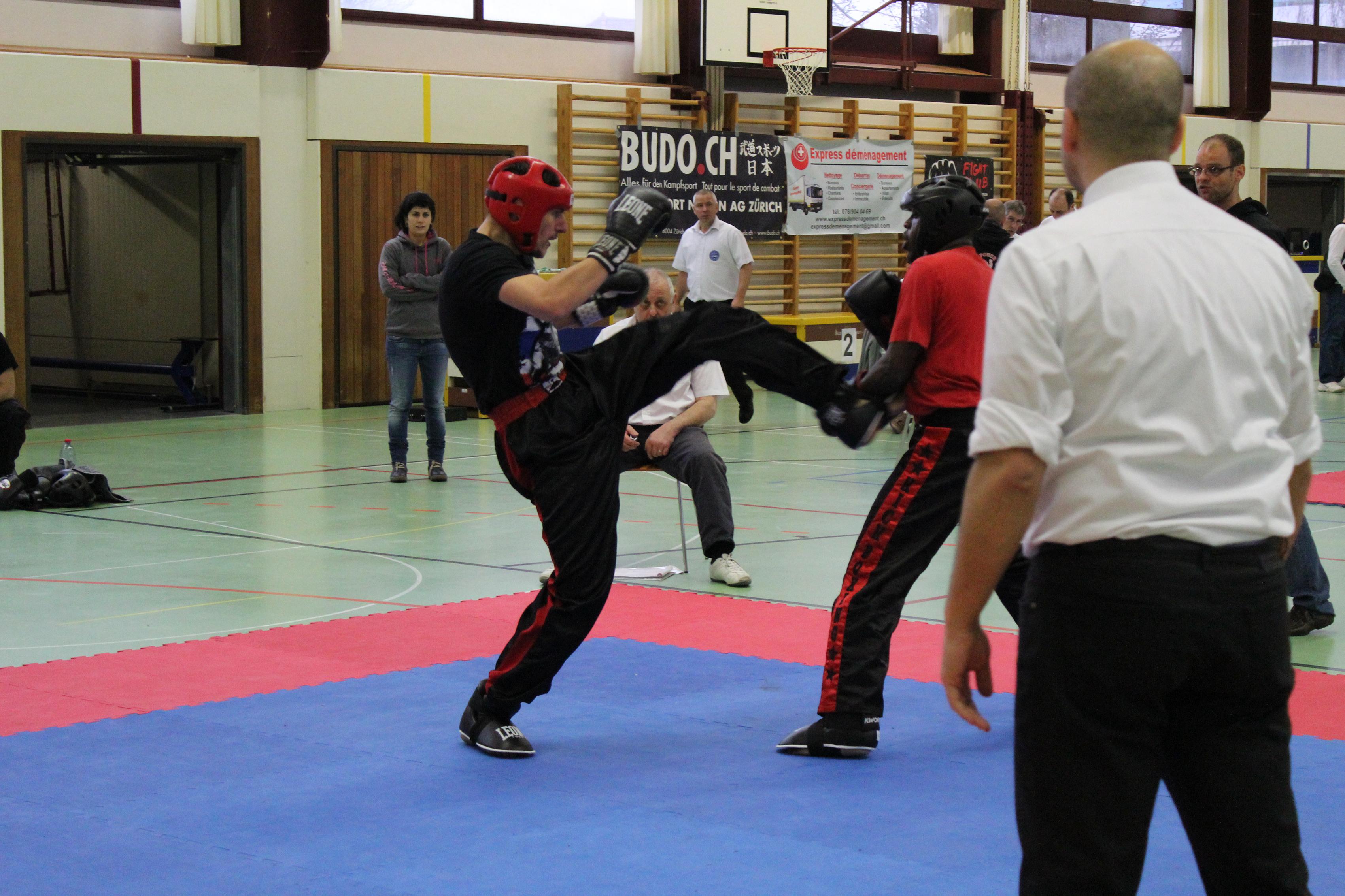 Sport de combat yverdon