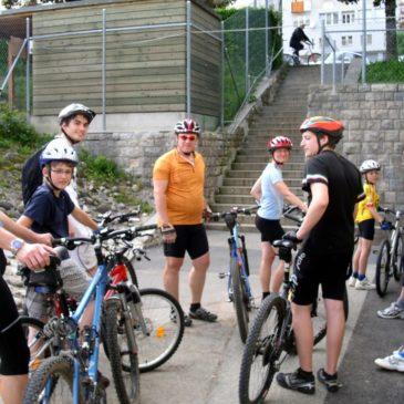 Sortie à vélo du 24 juin 2010